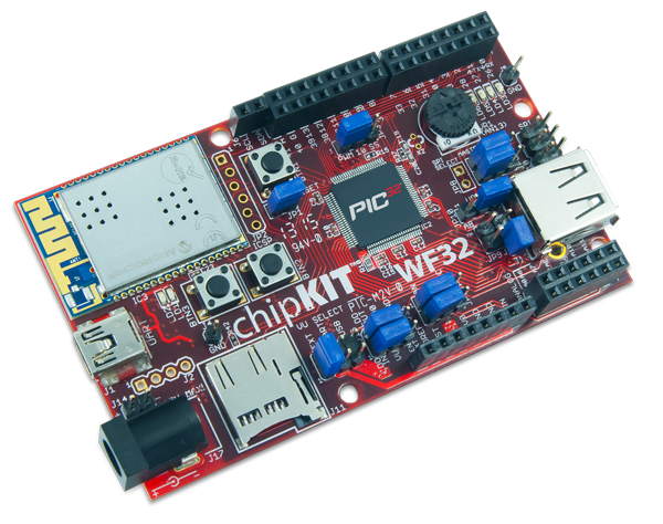 chipKIT WF32 Development Board