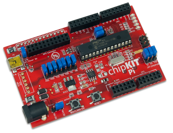 chipKIT Pi Development Board