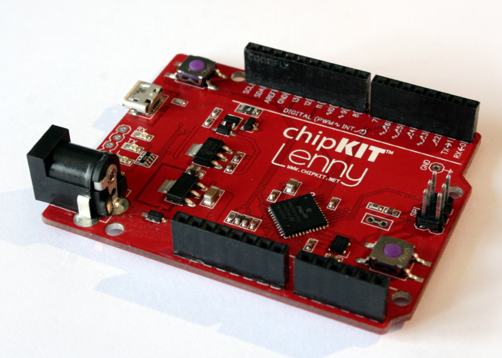 chipKIT Lenny Development Board