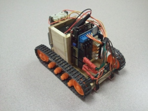 Line Following Robot with Arduino Shield
