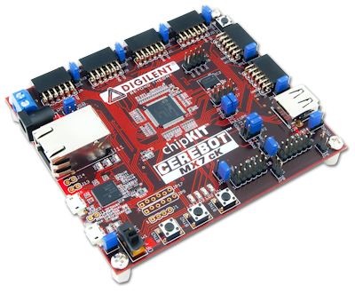 chipKIT Pro MX7 Development Board